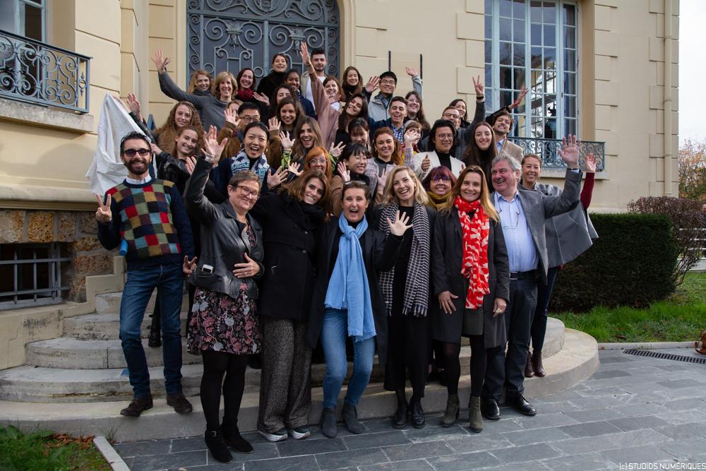 Grasse Expertise parrain de la 4ème édition CORPO 35 Perfume Awards