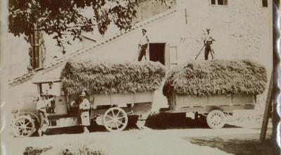 Transport et parfum: les premiers échanges